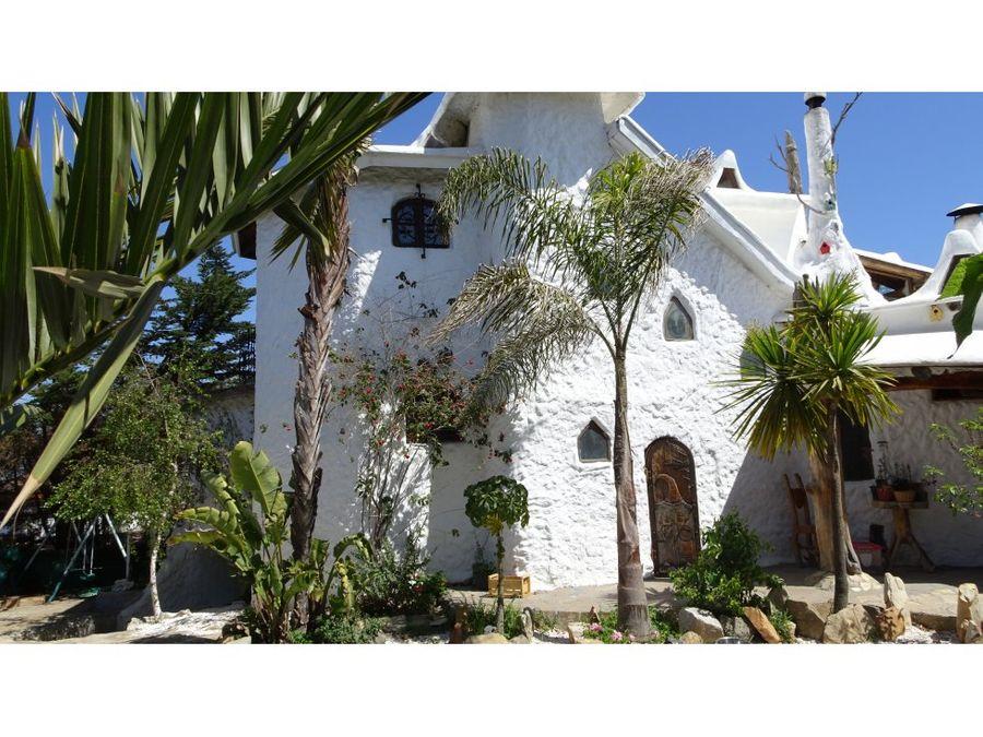 hermosa casa en mantagua
