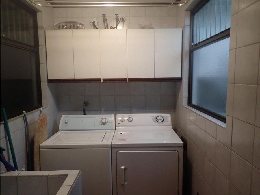 alquilo apartamento amoblado en san pedro