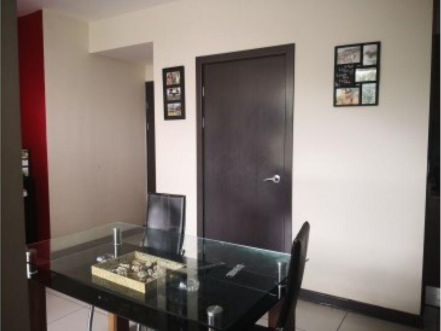 acogedor apartamento en venta
