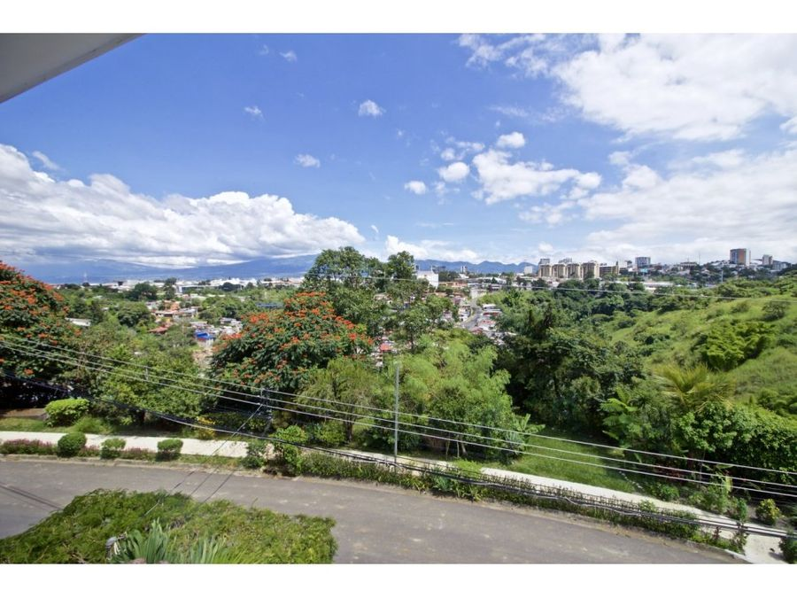 cozy vista colonial 3 bedroom escazu home for sale in bello horizonte