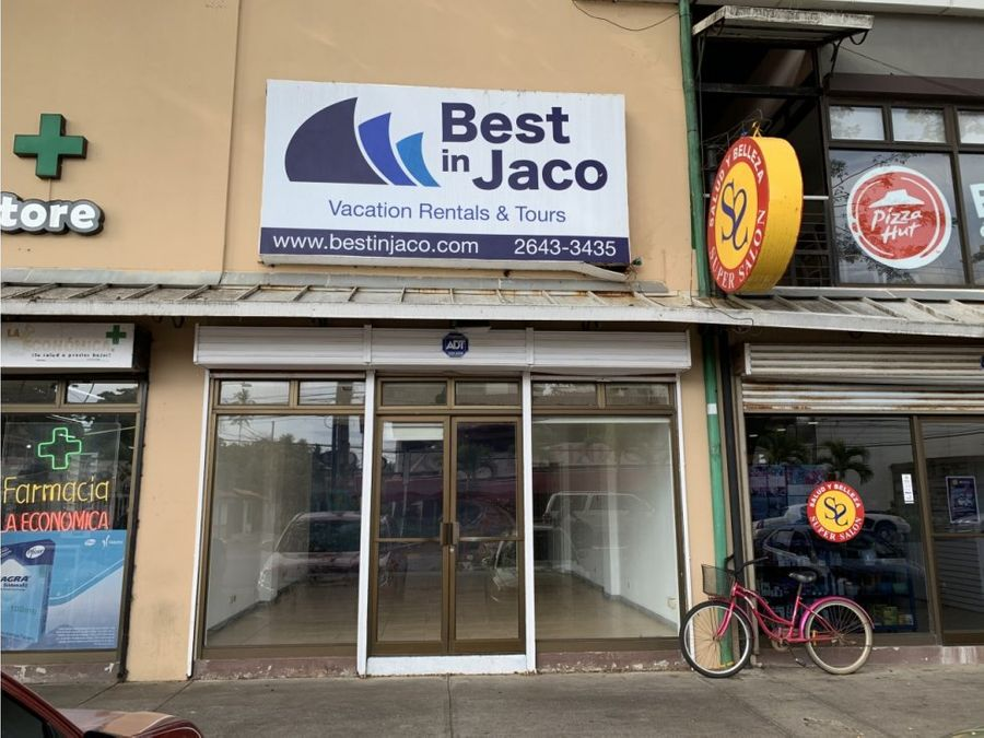 local comercial carretera principal de jaco