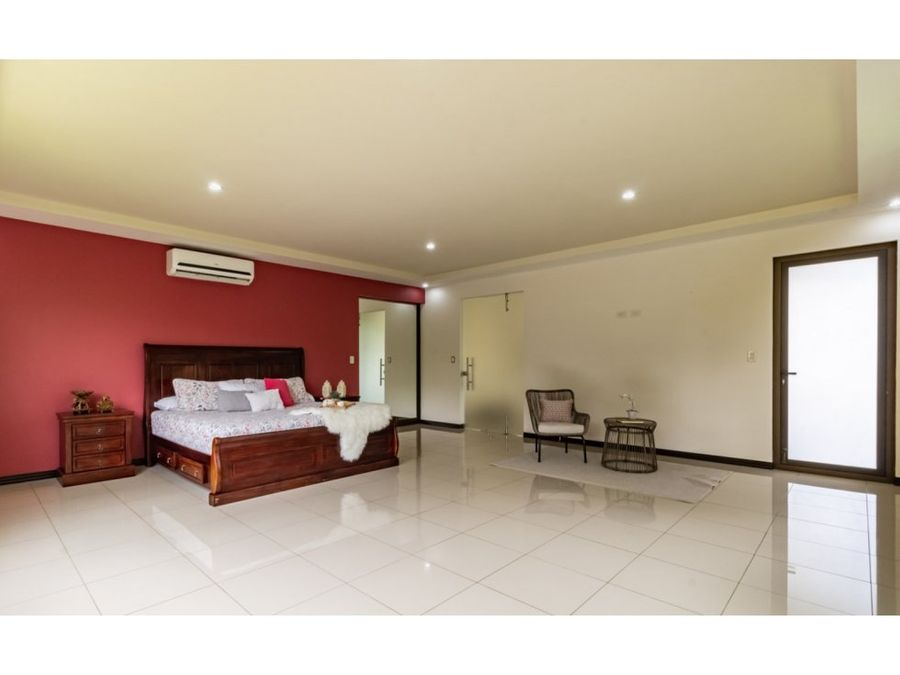 fully furnished ready to move in house for rent la guacima