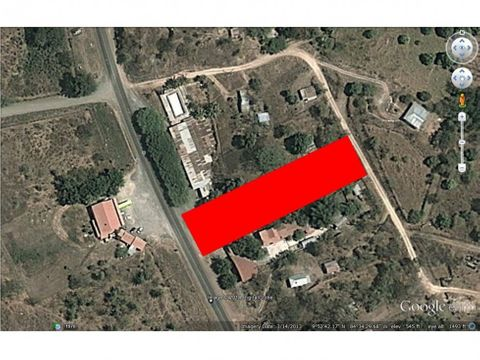 drastically reduced comercial lot with house