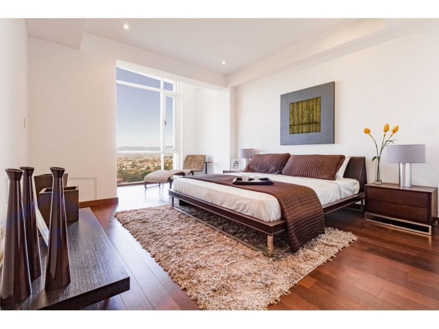 apartamentos listos en bello horizonte de escazu