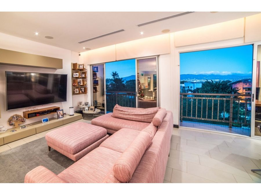 majestic view two story penthouse