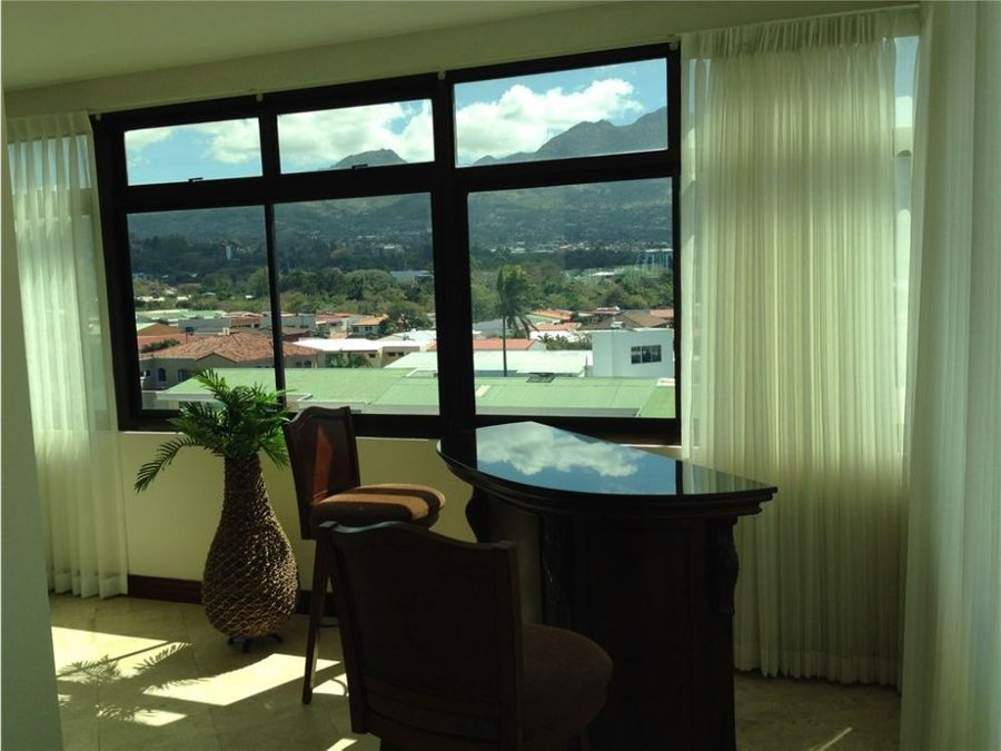 5th floor penthouse mountain view condominium