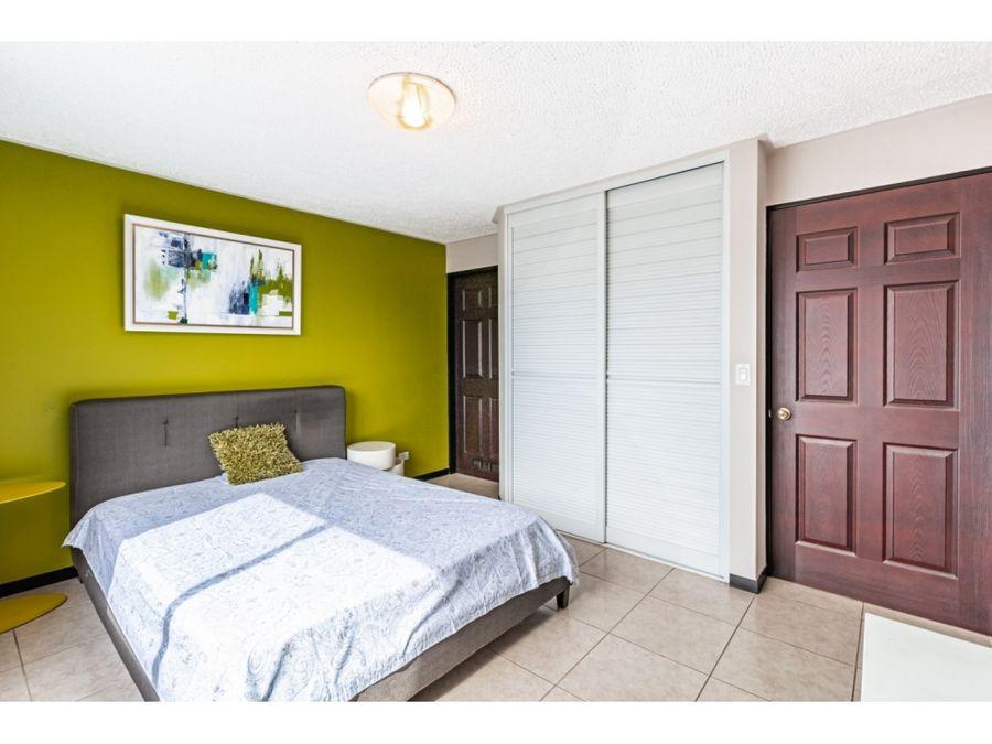 apartamento amueblado en villas del campo san rafael alajuela