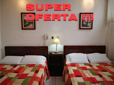 venta de hotel con beneficios crecientes heredia