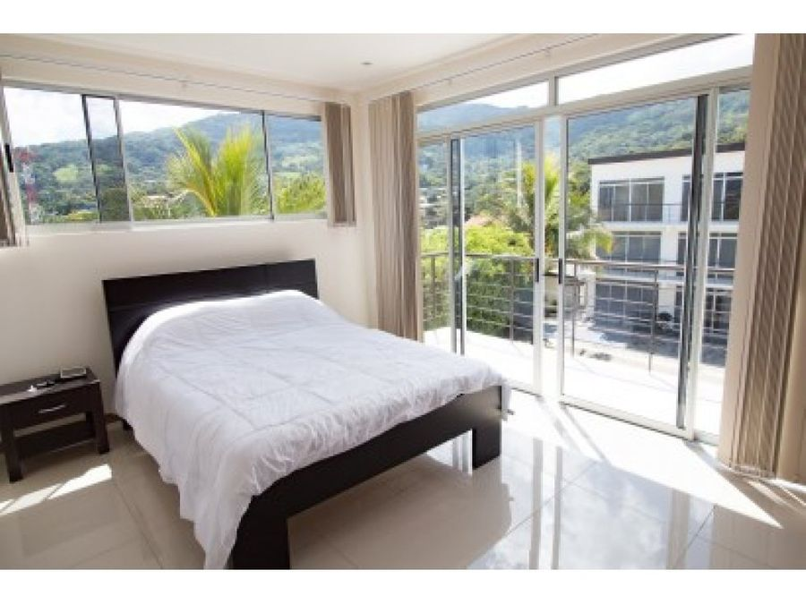 fully furnished condo in piedades santa ana