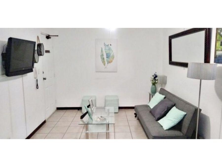 un acogedor apartamento hecho para usted