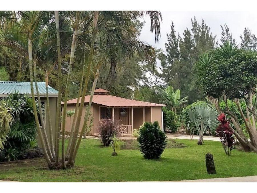 la isla se vende casa y apartamentos en san isidro heredia