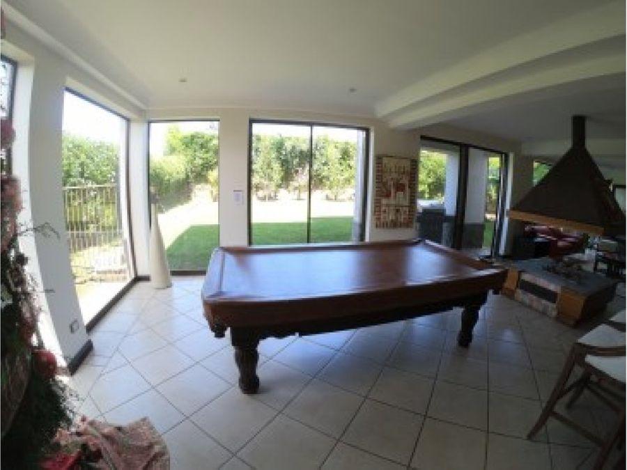 great family home in lomos del zurqui