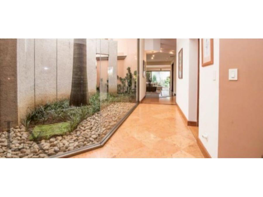 hermosa casa en venta en bosques de lindora santa ana costa rica