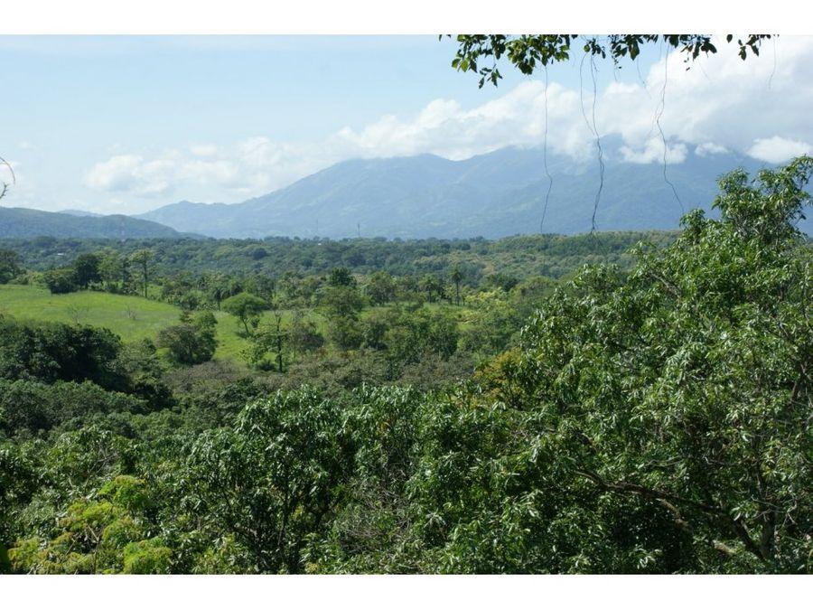 finca impresionante de 14 hectareas con vistas espectaculares