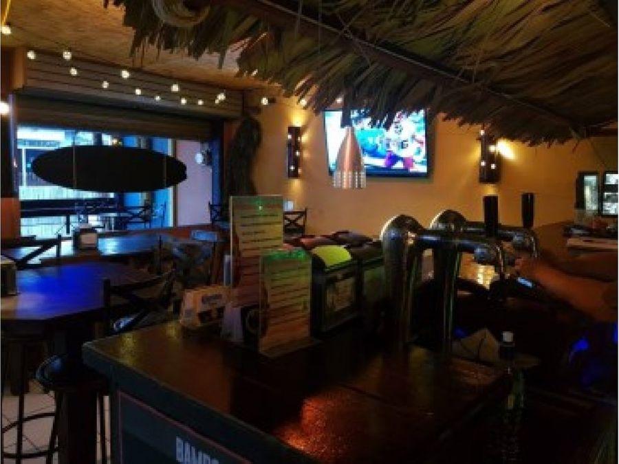 bar y restaurante en heredia