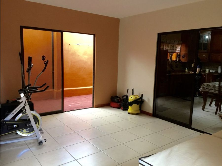 one story custom home in gated community