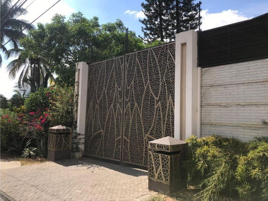 lote en condominio los bambues