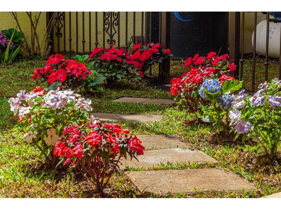 casa las flores tu hogar en san joaquin heredia