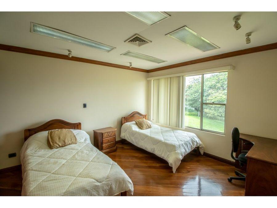 venta de casa la vista en escazu san jose costa rica