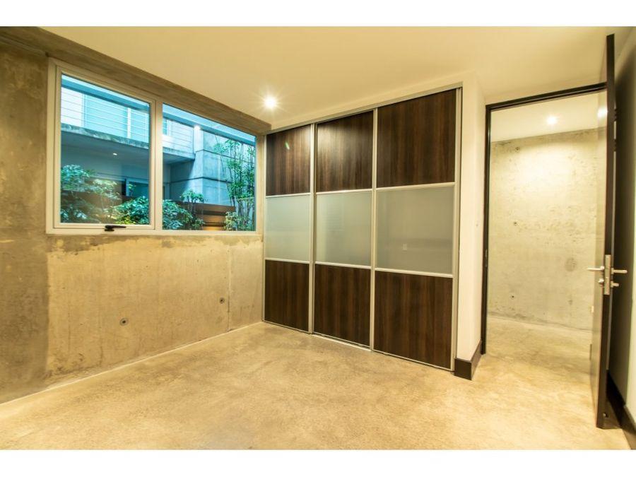 apartamento de lujo para alquiler en escazu