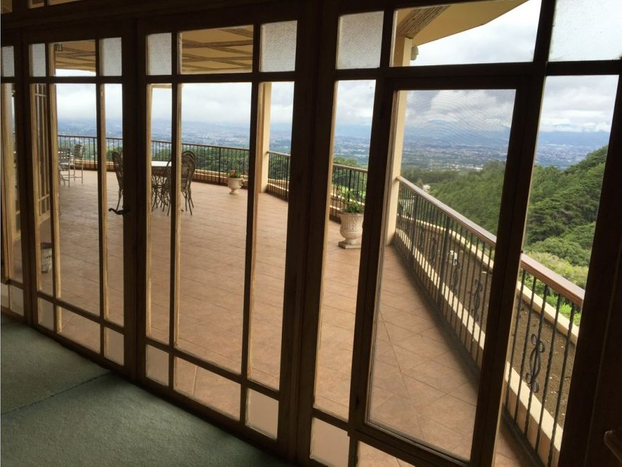 spectacular custom home with panoramic views