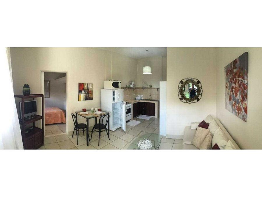 apartamento tipo loft amueblado 550 y 650