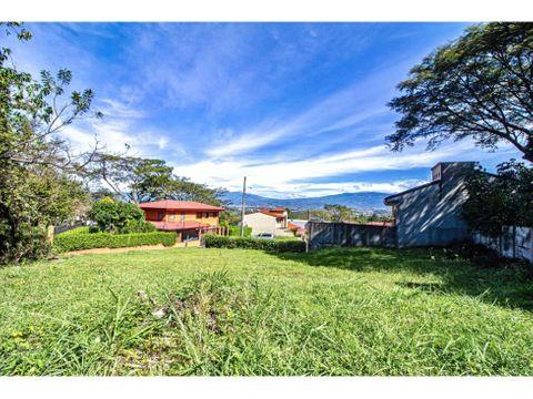 piedades dream home lot for sale in santa ana costa rica