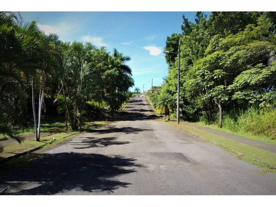 guacima sale of lot 42 in alajuela residential caballo real