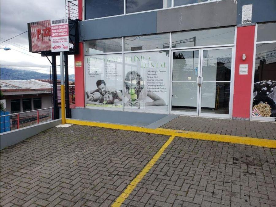 local comercial san pablo de heredia
