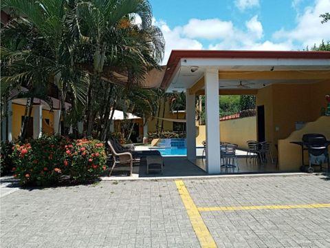 playa jaco se vende villa