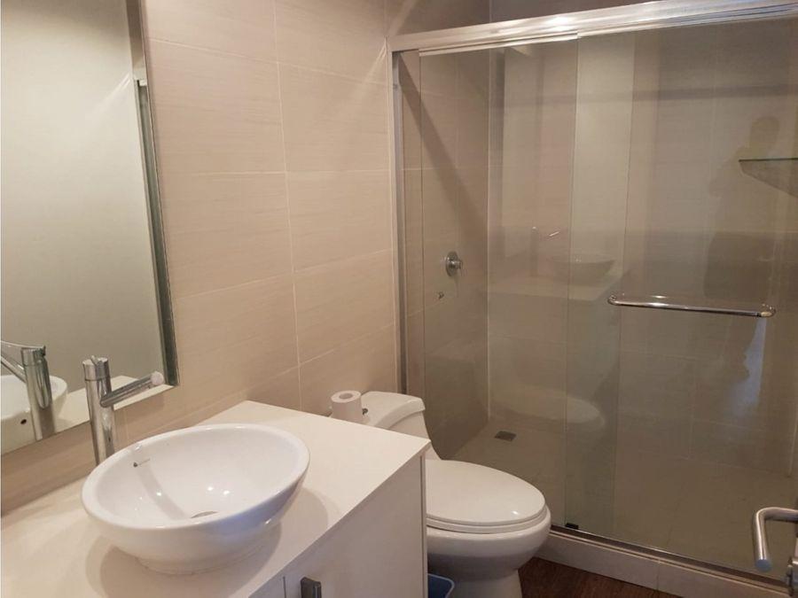 apartamento amoblado de dos habitaciones en brasil de mora