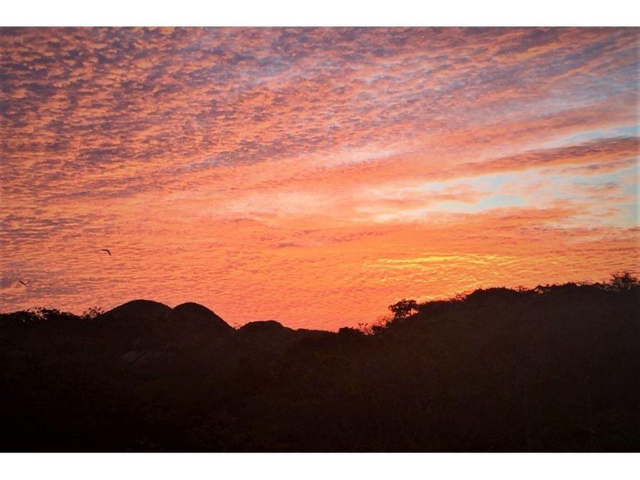 guacima lot 41 residential panoramic views and beautiful sunsets