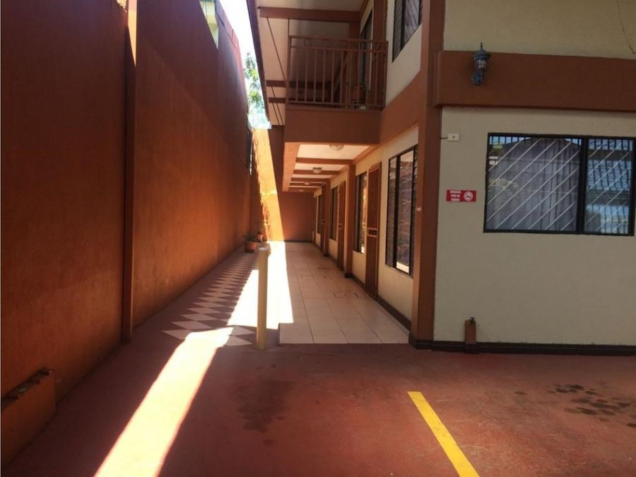 apartment building in tibas rented
