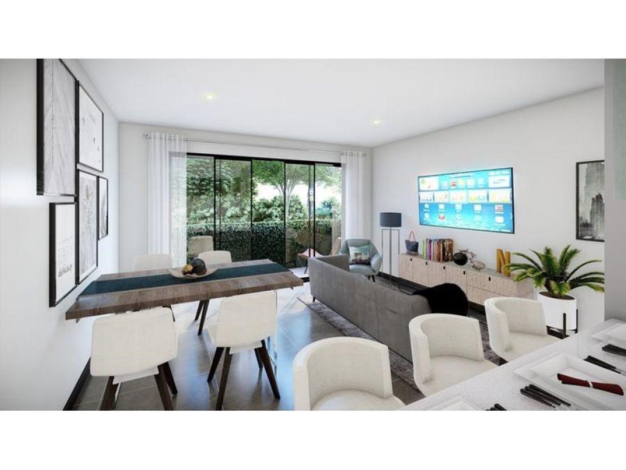 apartamento de concepto abierto en alajuela