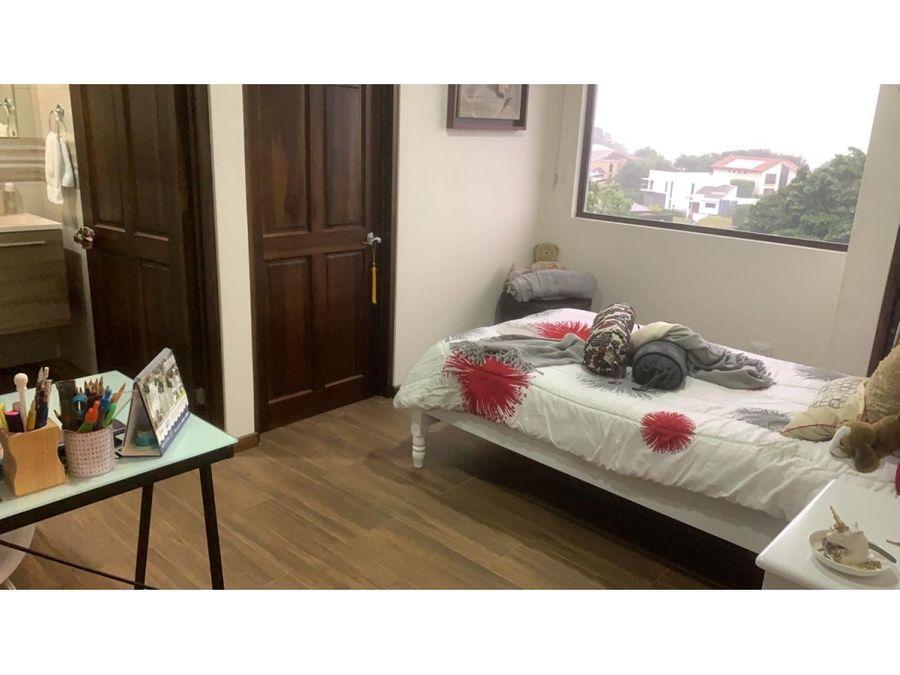 venta de casa en condominio gregal sanchez de curridabat