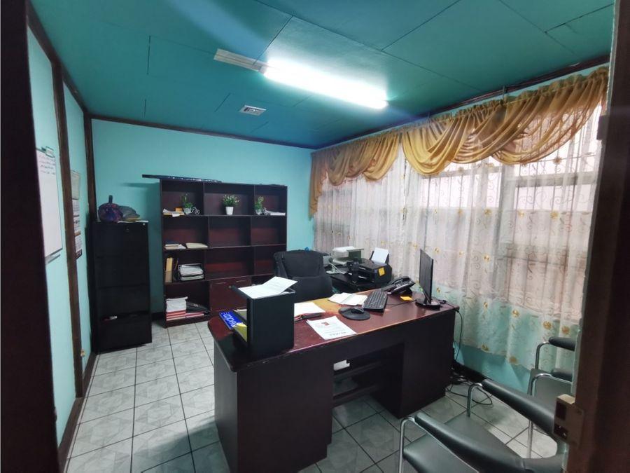 en alajuela centro de oficinas y local comercial