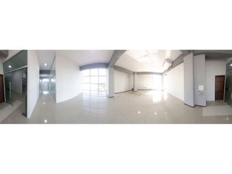 alquilo oficina de 200 m2 sobre av aviadores