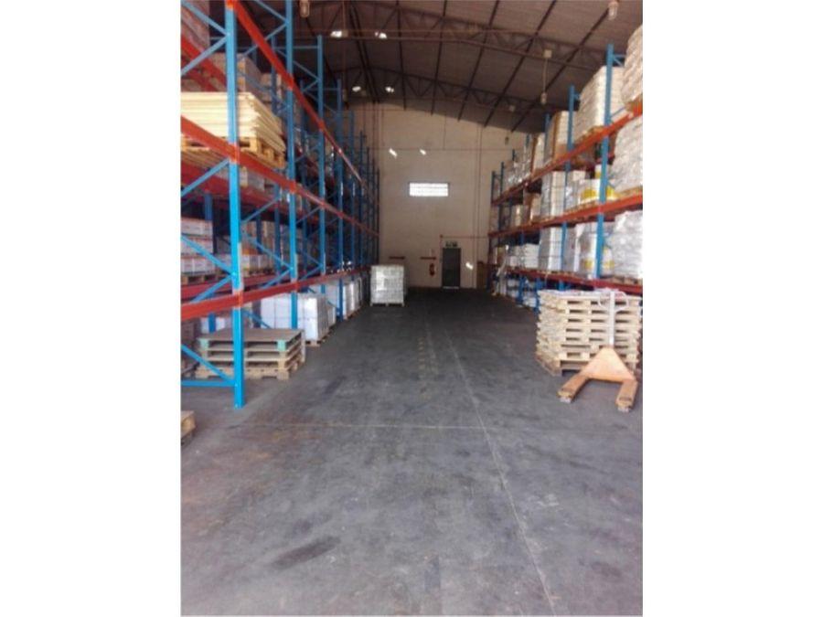 vendo depositos en complejo logistico de encarnacion