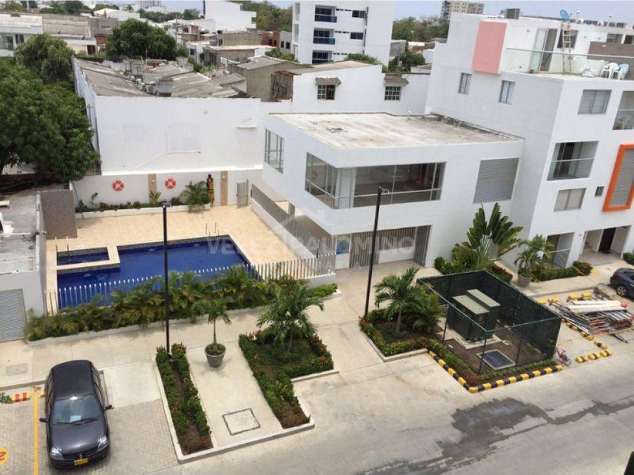 casa en ternera conjunto residencial santorini