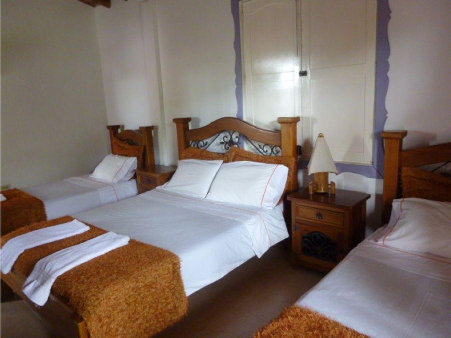 hotel campestre venta montenegro quindio