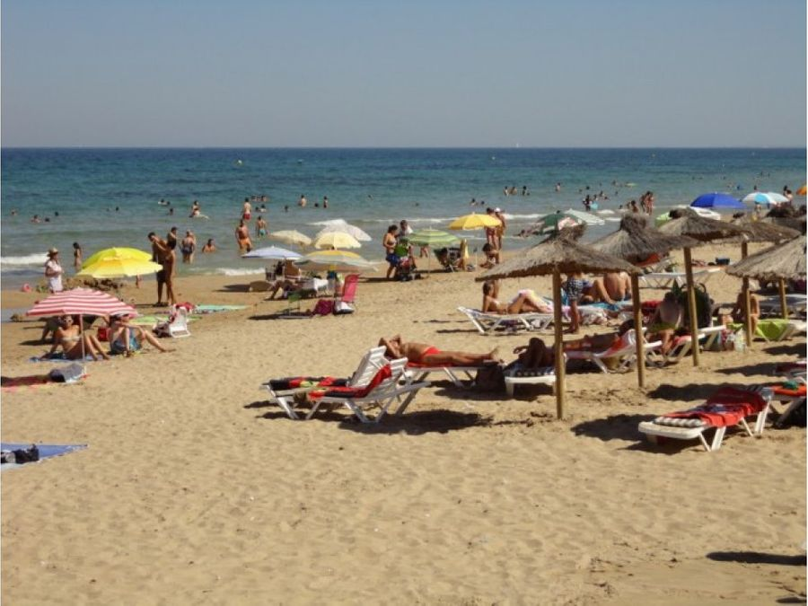 chalet adosado playas piscina