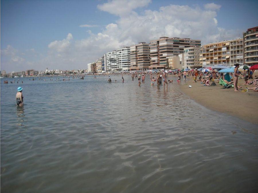 torrevieja puerto playa