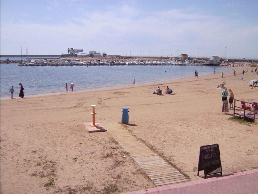 3a linea playa