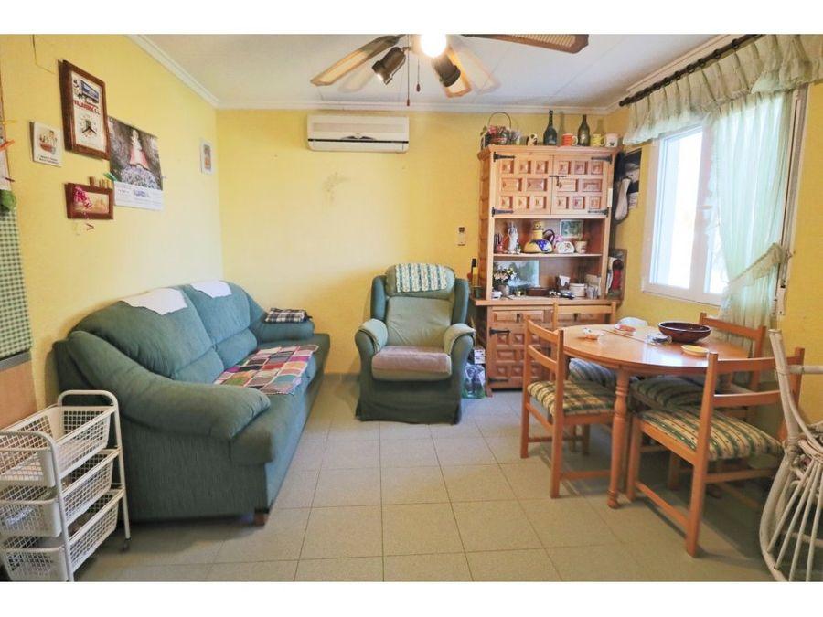 bungalow de 2 dormitorios muy barato
