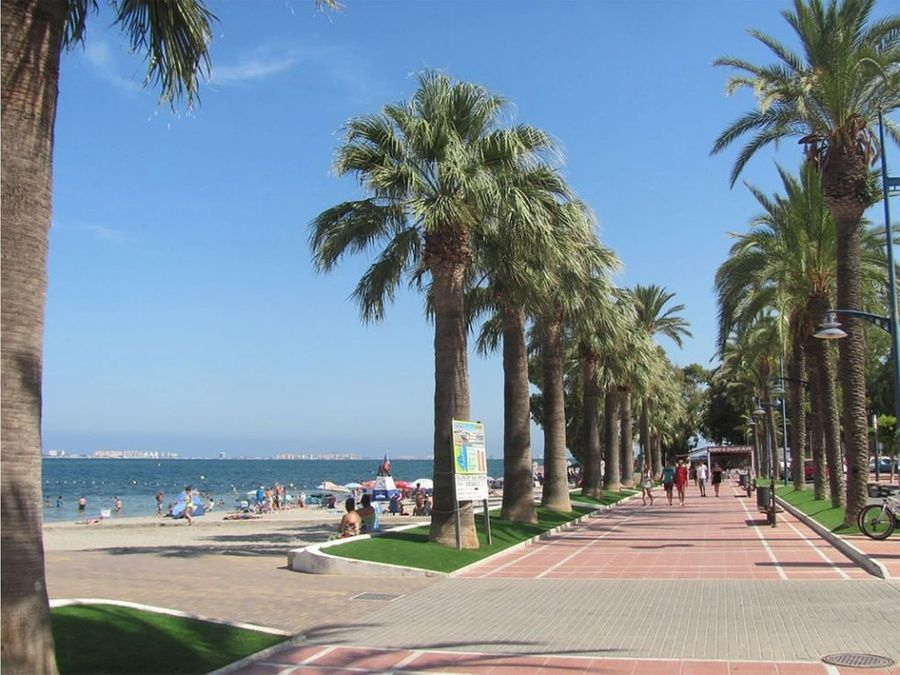 1o linea playa 1 ere ligne plage