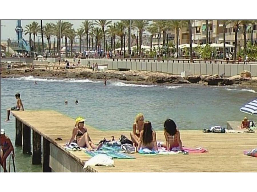 torrevieja playa del cura