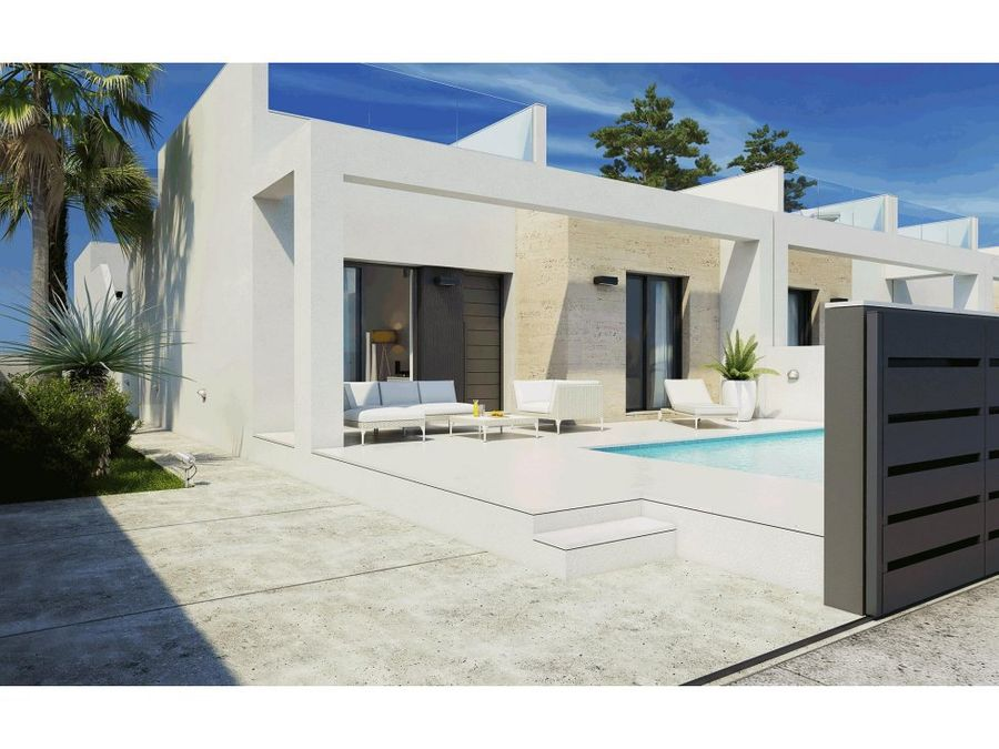 obra nueva bungalows