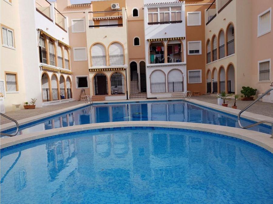 torrevieja bungalow playas piscina