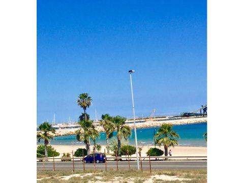 1o linea playa
