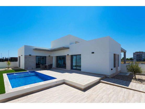 villas modernas nueva construccion